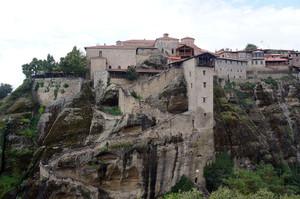 メガロメテオロン修道院