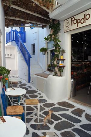 喫茶店ポポロ