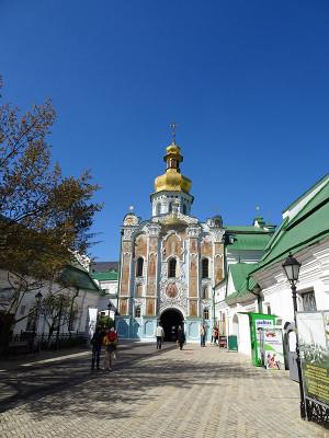 ペチェールスカ大修道院の聖三位一体教会