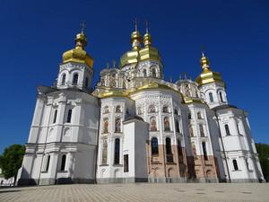 ペチェールスカ大修道院のウスペンスキー大聖堂