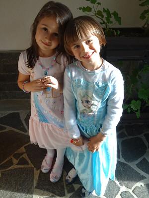 かわいい子どもたち