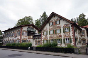 ヘンゼルとグレーテルの家