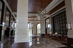 ダナホテルフロント