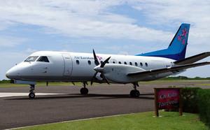 ラロトンガ航空SAAB 340