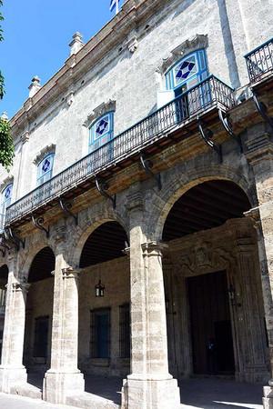旧スペイン総督邸