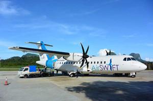 Air Swift ATR42機