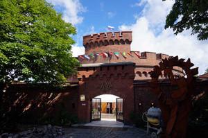琥珀博物館(ドーナの塔)