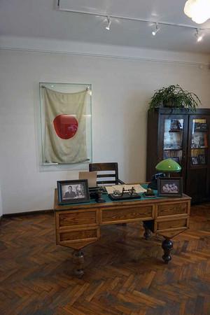 杉原千畝の執務室