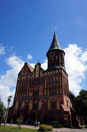 ケーニヒスベルグ大聖堂