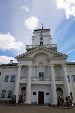 ミンスク旧市庁舎