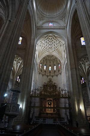 セゴビアの大聖堂
