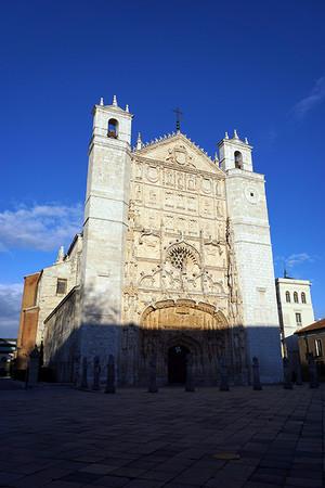 イサベル様式のバヤドリードの大聖堂