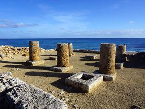 ケルクアン遺跡円柱