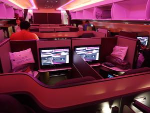 カタール航空Q Suite