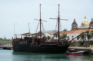 大航海時代風な船