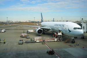 キャセイパシフィック航空B777-300